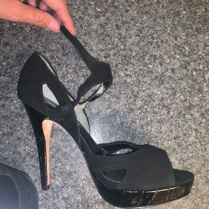 Black Everyday Sexy Heels